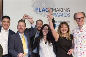 Last chance to get entries in for the Placemaking Awards
