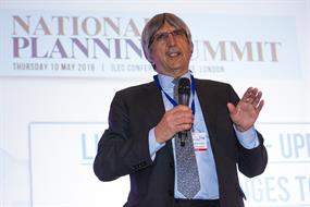Chief planner Steve Quartermain on the NPPF, appeal delays, intervention threats and more