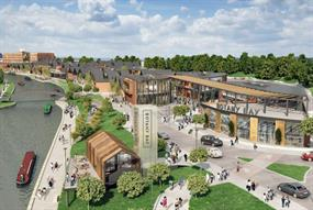 Go-ahead for retail village despite town centre and employment land concerns