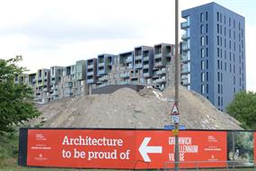 'Reverberating effects' of high land prices 'driving down design standards', says think tank