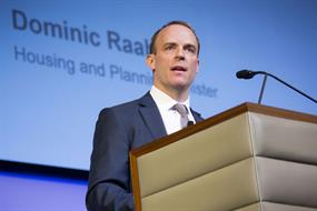 Better design quality 'at heart and soul of housing challenge', Raab says