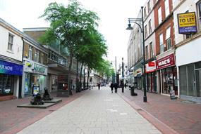 How the proposed merged high street use class could change town centres