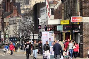 How new permitted development rights for shops and takeaways will affect councils' town centre management