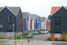 The councils that have to find more housing land because of the delivery test, and those that have to find less