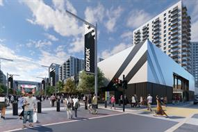 Coming up: Pop-up comes to Wembley Park