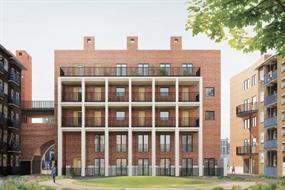 Case study: Adding homes to the fringe of a London estate