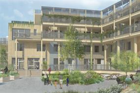 Case study: Self build at scale in the capital