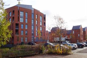 Review: Housing redevelopment on a sensitive site