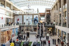 Review: A redeveloped shopping centre