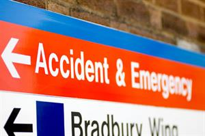 Quality and productivity: auditing A&E attendance