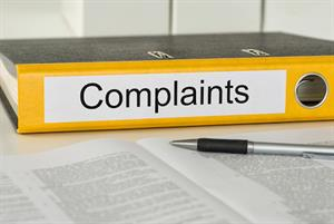 Managing patient complaints