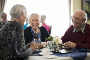 Improving the care provided to care home residents