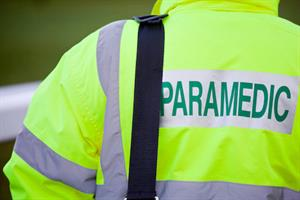 Employing paramedics in general practice