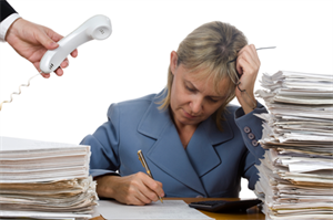 Addressing workload: manage your time to minimise stress