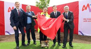 Construction under way on Dundee EfW plant