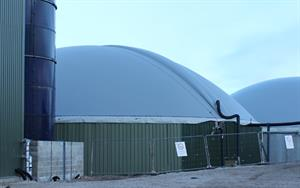 Explosion injures two at 2.5MWe biogas plant