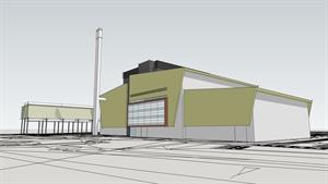 Suez 500,000t/yr EfW facility approved