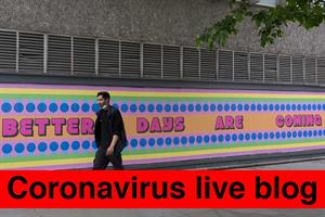 Coronavirus live blog: Giffgaff to donate 500 phones to isolated elderly people