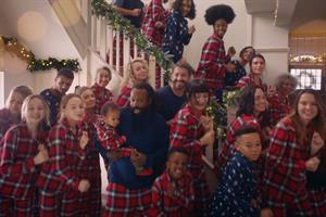 M&S follows jumpers with pyjamas as festive jump-around continues