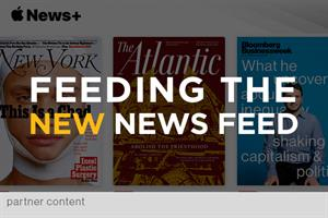 """""""I saw it on Apple News"""": Changing Feeds, More Reads and the PR Opportunity"""