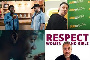 Aitch at Subway, Johnnie Walker, Women's Aid - Campaigns round-up