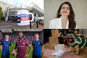 Mike Ashley is a mug, Marmite kiss, Succession soccer takeover - Campaigns roundup