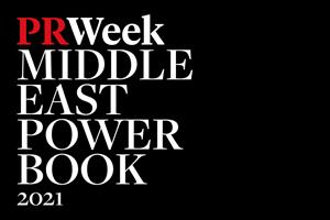 PRWeek launches Middle East Power Book 2021