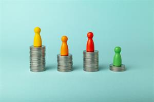 Pay Gap report: Gender pay gap table