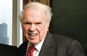A PR legend, centenarian and a gentleman