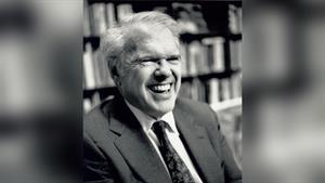 PR legend David Finn dies at 100