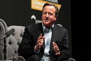 Cameron has botched crisis comms basics in Greensill scandal