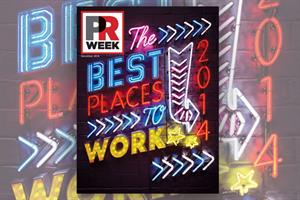 Best Places to Work in US PR 2014