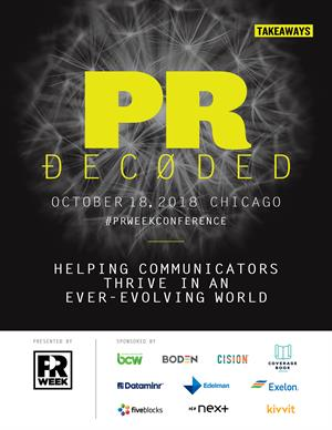 PRDecoded: Helping communicators thrive in an ever-evolving world