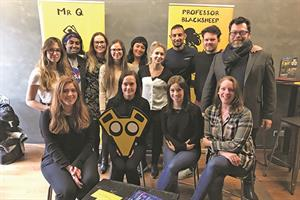Best Places to Work UK 2018 winners - Small Agency (silver): Dynamo