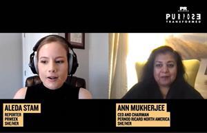 Pernod Ricard's Ann Mukherjee is on a crusade to build companies around communicators