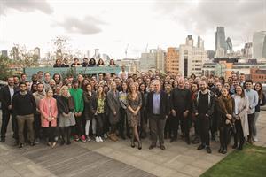 Best Places to Work UK 2018 winners - Large Agency (silver): FleishmanHillard Fishburn