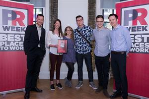 Best Places to Work UK 2018 winners - Small Agency (bronze): Forster