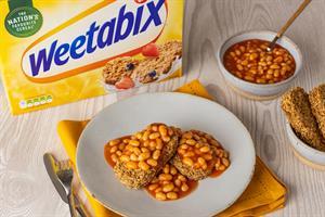 'Weetabix 'n' Beanz', Frank for Weetabix