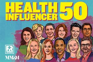 PRWeek and MM&M unveil the 2018 Health Influencer 50