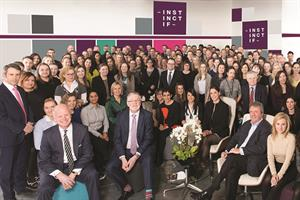 Best Places to Work UK 2018 winners - Large Agency (gold): Instinctif Partners