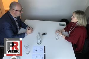 The PR Week Davos Edition 1.22.2019: HPE's Jennifer Temple
