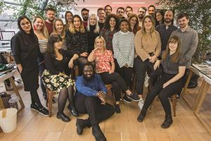 Best Places to Work UK 2018 winners - Small Agency (gold): Manifest