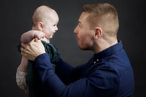 Father's Day: I've been bringing up two 'babies' and there have been plenty of tantrums