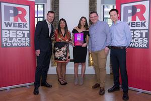 Best Places to Work UK 2018 winners - Mid-Sized Agency (bronze): Octopus