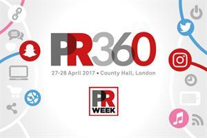 John Lewis, Edelman, Virgin Media: big names added to PR360 lineup