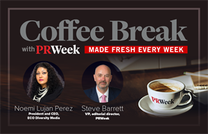 Coffee Break with Noemi Lujan Perez, president & CEO, ECO Diversity Media
