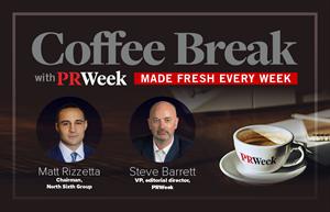Coffee Break with Matt Rizzetta, chairman, North Sixth Group