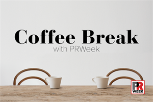 Coffee Break with Meltwater's John Box