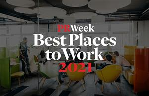 The call is out for the 2021 edition of PRWeek's Best Places to Work.