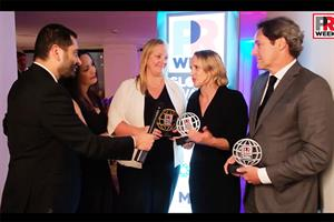 Watch: MSL on why #EndPeriodPoverty campaign won big at PRWeek Global Awards